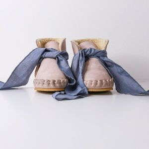 Donsje Baby Pina Organza Lining Boot